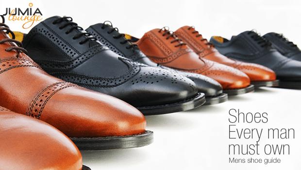 Men Shoes Guide - Online Jumia   E
