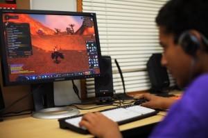 warcraft videogame