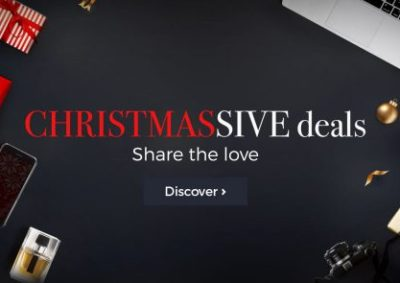 Jumia Christmassive