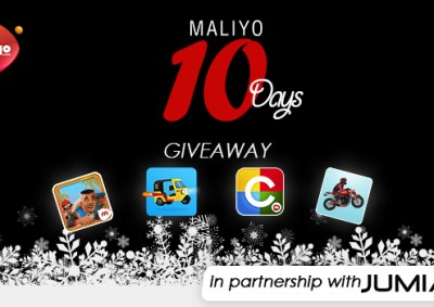 Maliyo Games Giveaway