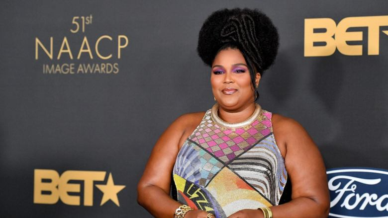 Lizzo took home Entertainer of the Year at the 51st NAACP Image Awards
