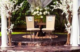 outdoor and garden wedding venues