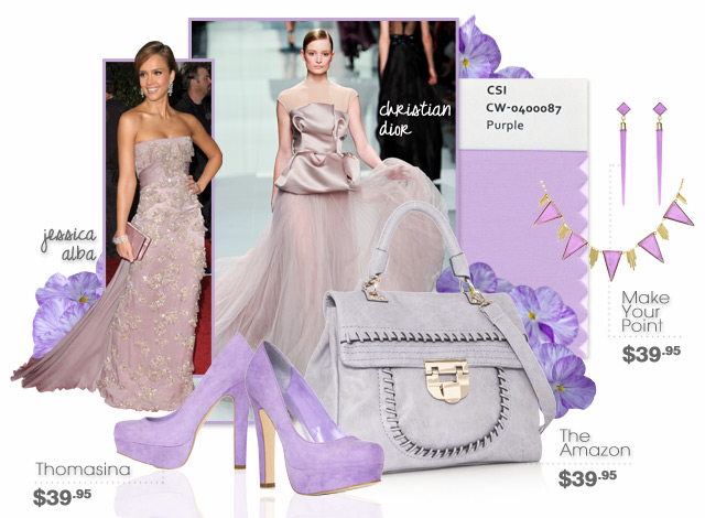 Pastel Perfect: Lavender Is Lovely