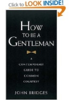 Book Review: How to Be a Gentleman