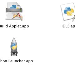MacPorts 1.8.0でインストールしたPython2.6