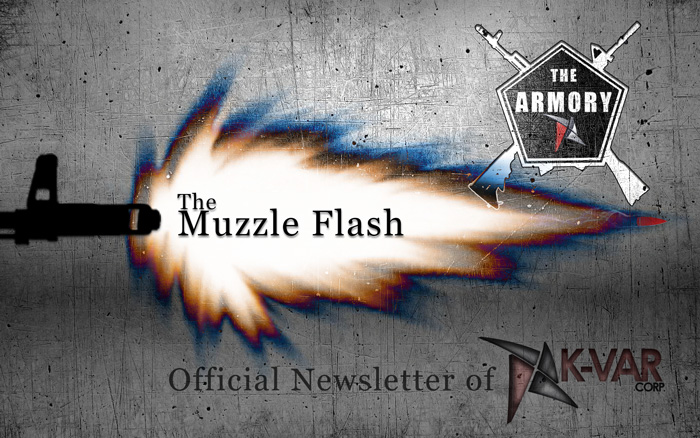 muzzle flash newsletter