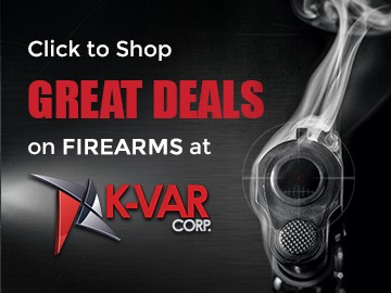 Visit K-Var.com for all your firearm and outdoor needs.