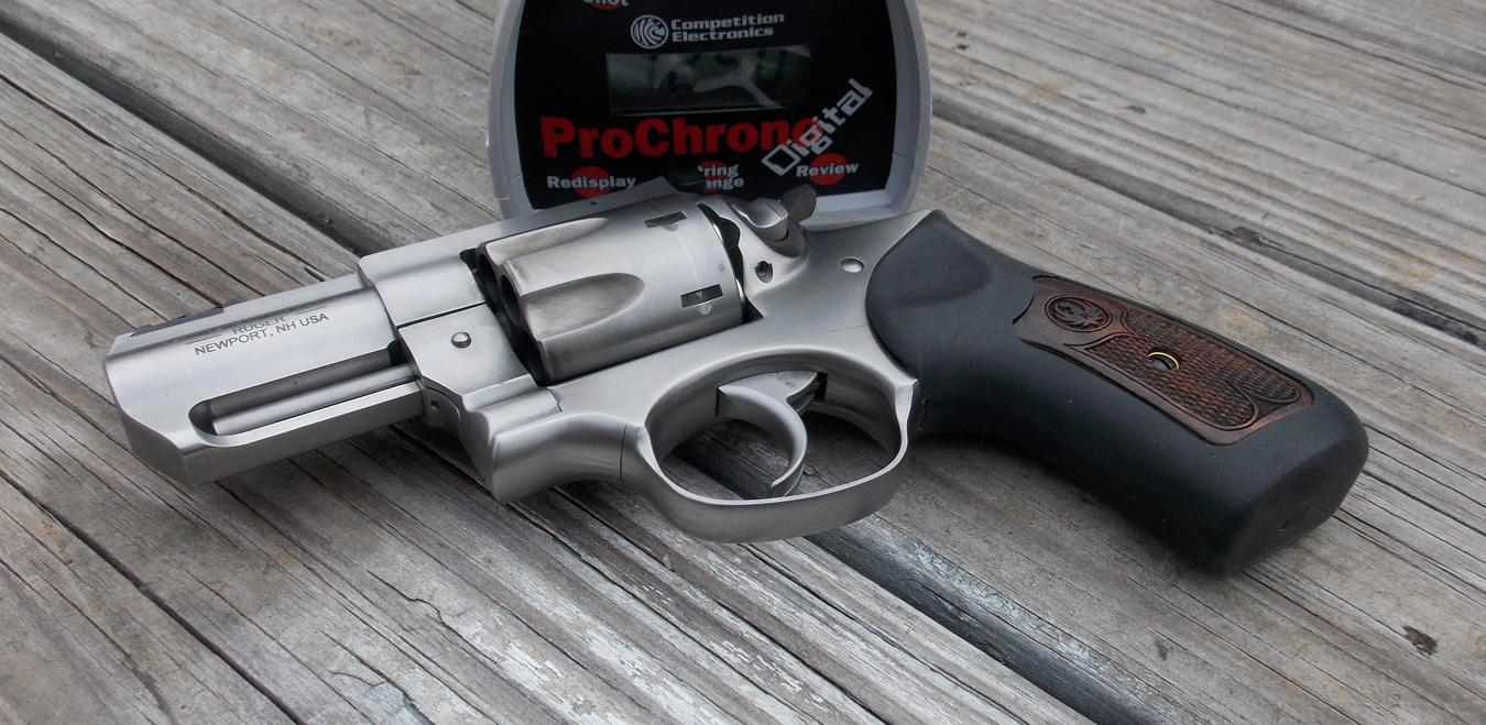 Gun Test: Ruger's New GP100 7-Shot  357 Mag  Revolver - The K-Var Armory