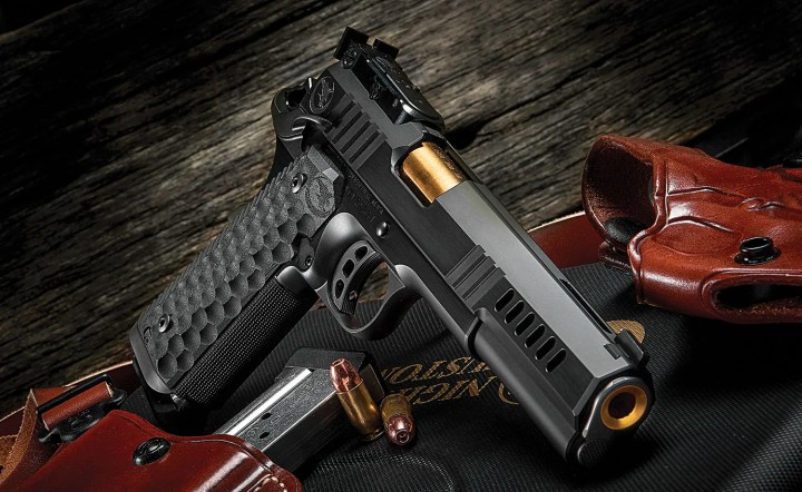 Nighthawk 6-inch Echelon 1911 - handguns for 2018