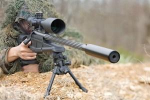 Armenian Sniper