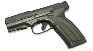 Caracal F 9mm pistol