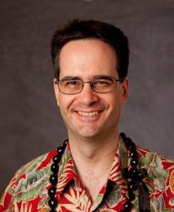 Hawaii Senator Karl Rhoads stands for gun control
