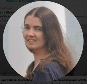 Laura Kiesel profile photo on toxic masculinity