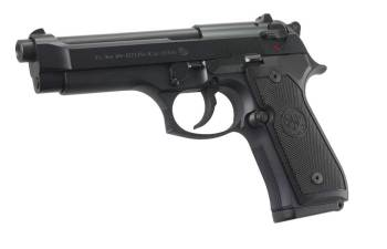 Beretta M9 pistol, left profile