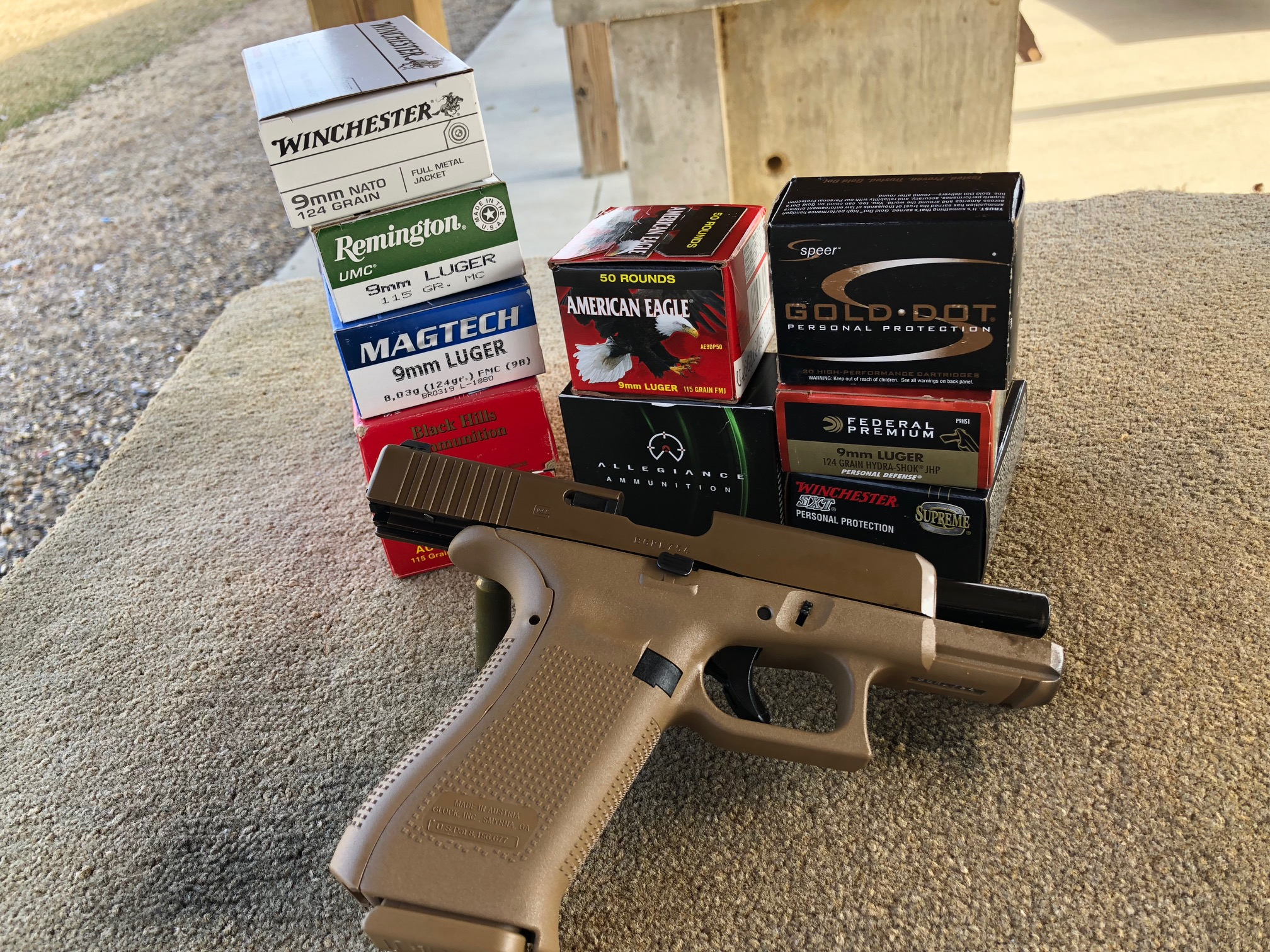review glock 19x the ultimate fighter the k var armory