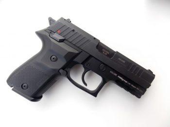 AREX Rex Zero 9mm compact pistol right profile