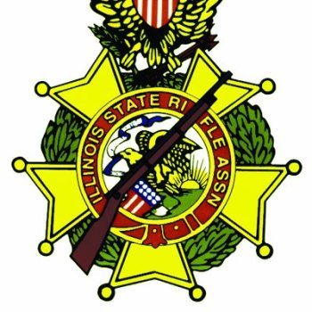 Illinois State Rifle Association logo Defeating Gun Control