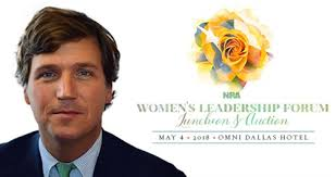 Women's Leadership Conference with Tucker Carlson 2018 NRA show
