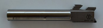 locking lugs on a Glock conversion barrel