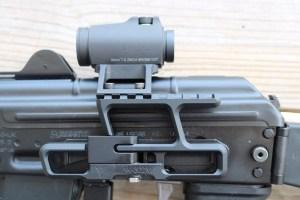 RMR On AK optics
