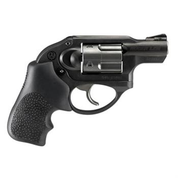 Ruger LCR .357 magnum revolver black armed good guys