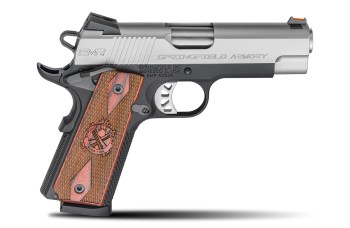 Springfield Armory EMP 4 1911 pistol right profile