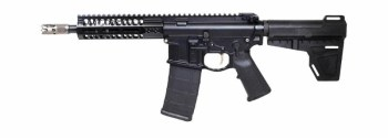 2A Armament Balios Lite Gen 2 AR pistol left profile