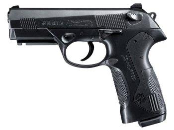 Beretta Px4 Storm pistol left profile black