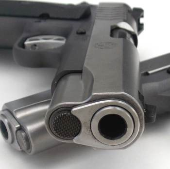 barrel bushing on the Ruger SR1911