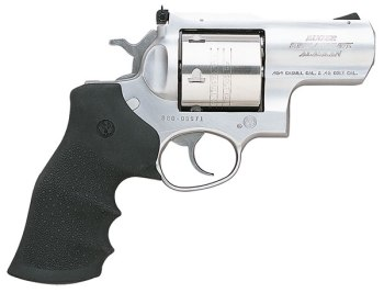 Ruger Super Redhawk Alaskan revolver right profile