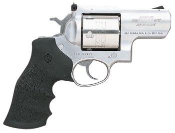 Ruger Super Redhawk Alaskan revolver right profile