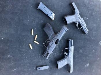 Arex Rex Delta pistols