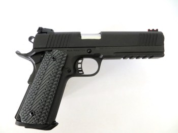 RIA TAC Ultra FS 10mm pistol right profile