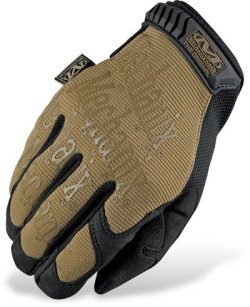 Mechanix Wear gloves - Coyote Brown