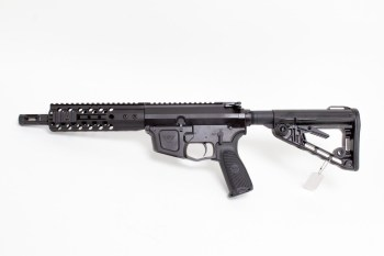 Wilson Combat AR9 left profile