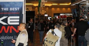 SHOT Show 2019 main floor entrance