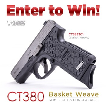 Kahr Arms Win CT380 Pistol