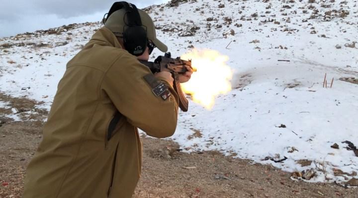 SAM7K-04 in action