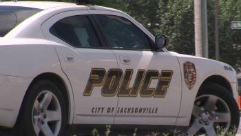 Jacksonville police car for armed good guys