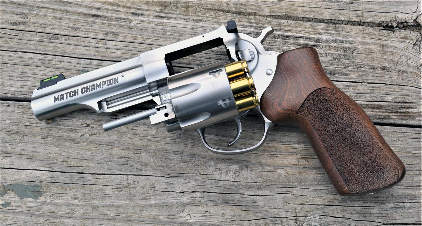 Gun Test: Ruger GP100 10mm - The K-Var Armory