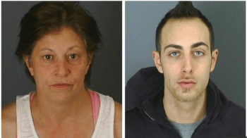 Patricia Anne Talerico, 57 and Nicholas Talerico, 27 for Armed Good Guys