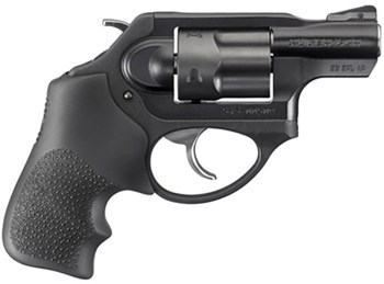 Ruger LCRx revolver right profile