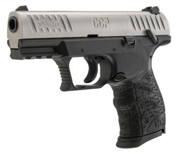 Walther CCP pistol left profile