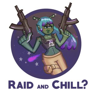 Area 51: Raid and Chill?