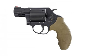 Smith and Wesson J frame five-shot revolver