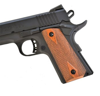 Citadel 9mm 1911 handgun with hammer down