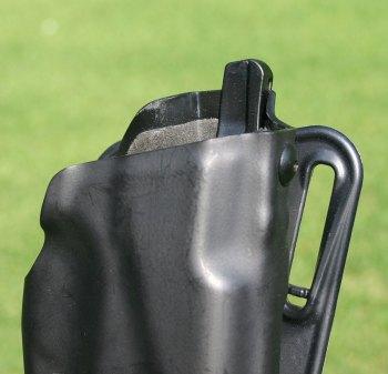 Kydex pistol holster