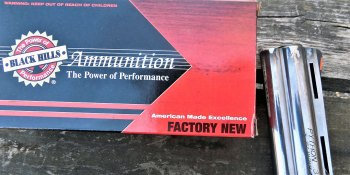 Factory new Black Hills ammunition box