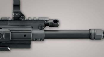 Know for adjusting the gas system on the Ruger SR-762 rifle