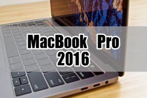 【比較あり】MacBook Pro 2016